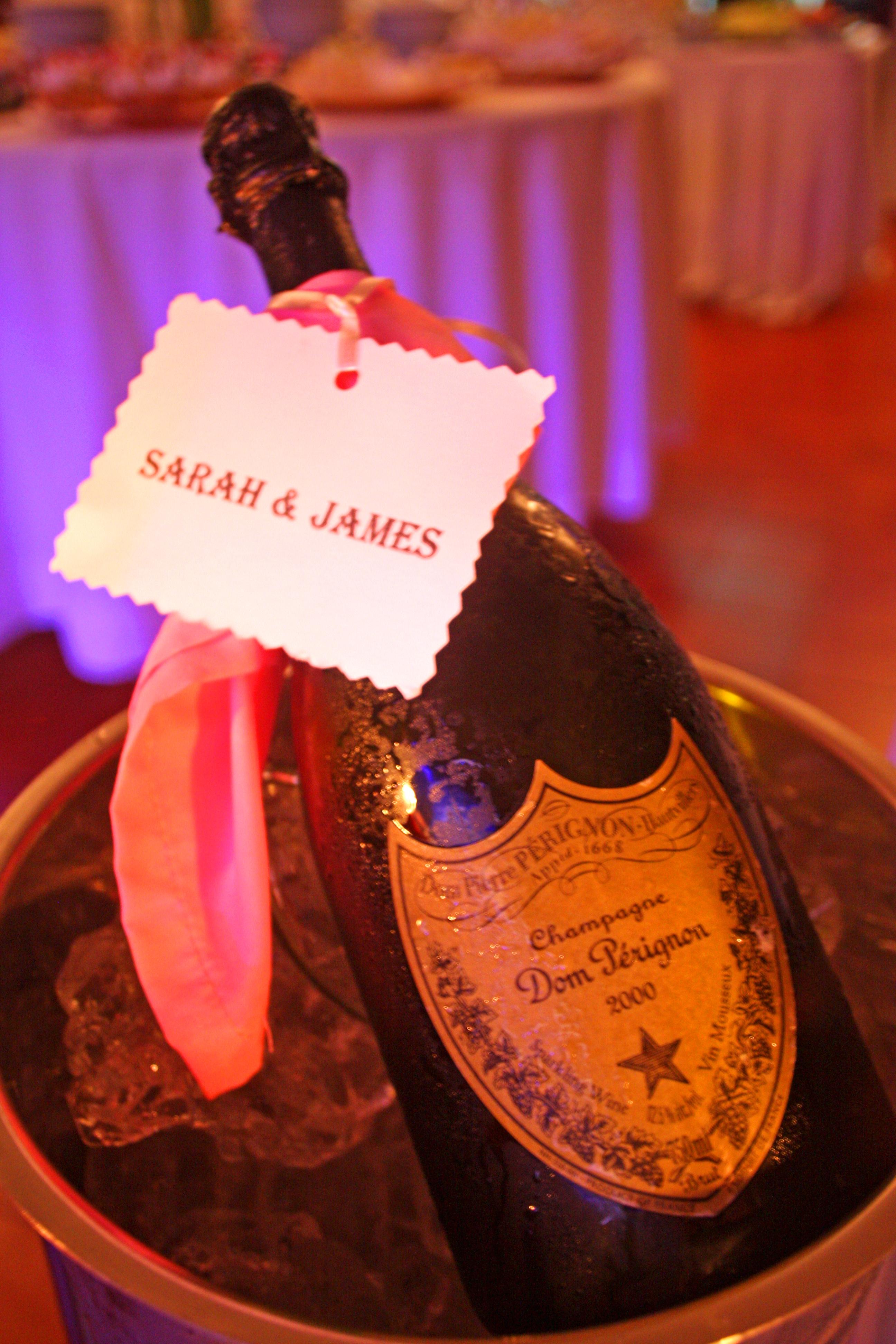 Sarah and James Wedding